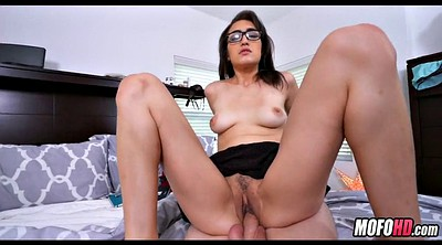 Anal homemade, Glasses