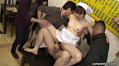 Japanese group, Japanese gangbang, Japanese pee, Japanese bukkake, Asian bukkake, Hairy creampie