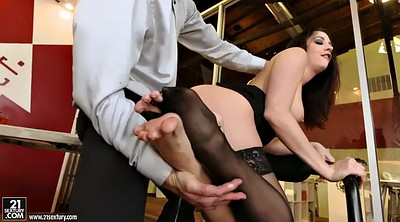 Chanel preston, Secretary, Office foot, Foot fetish