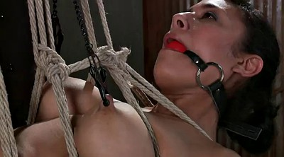 Boobs, Tied, Rope