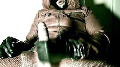 Latex, Suit, Masked, Leather gay, Gay leather, Big cock gay