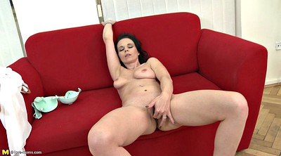 Mature casting, Saggy granny, Casting mature
