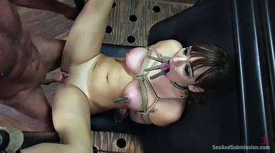 Tied, Tied up and fucked, Tied and fucked, Submissive, Charlotte cross