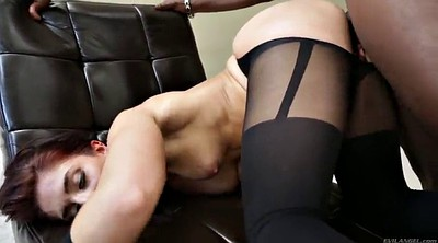 Fishnet stocking, Anal stocking