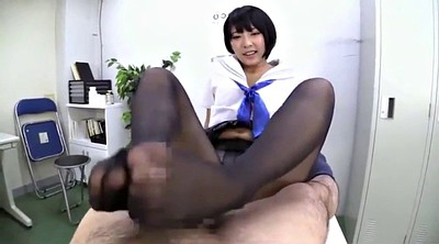 Foot job, Asian foot, Nylons, Nylon foot job, Nylon foot, Foot nylon