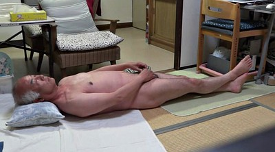Japanese old man, Japanese old, Old gay, Japanese gay, Handjob, Old man gay