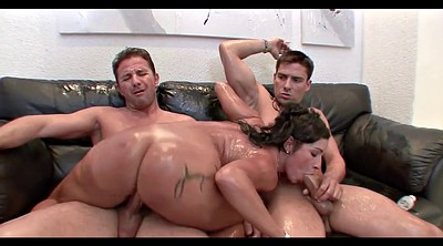 Dp anal, Oiled anal, Anal oil