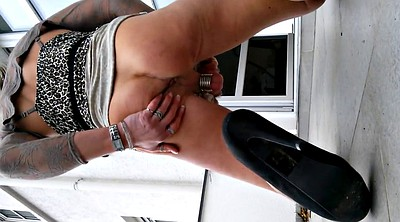 Wank, Outdoor masturbation