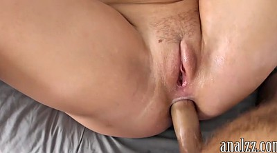 First anal, Booty, Booty anal, Big cock sex
