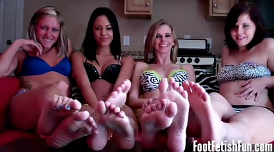 Foot worship, Sexy feet