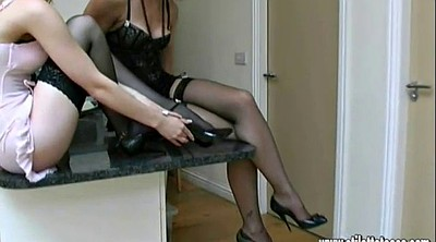 Nylon foot, High heels, Nylons, Shoes, Foot nylon