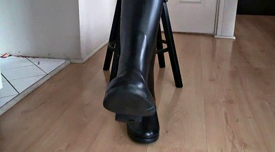 Boot, Rubber