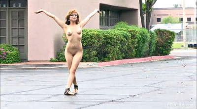 Naked, Walking