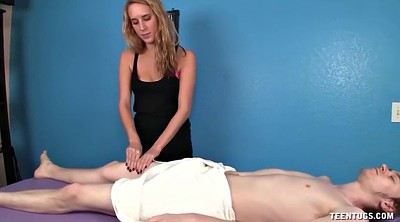Punished, Masseuse, Teen punish