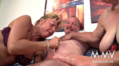 Mature bbw, German granny, German mature, German bbw, Granny suck