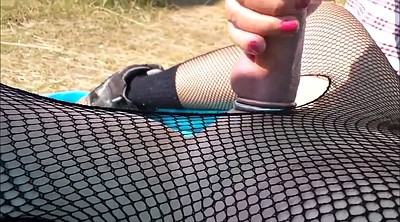 Cd, Beach sex, Fishnet
