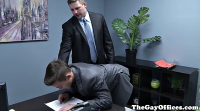 Boss, Lesson, Analized, Boss spanking