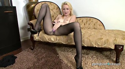 Pantyhoses, With a girl, Solo girl, Solo pantyhose
