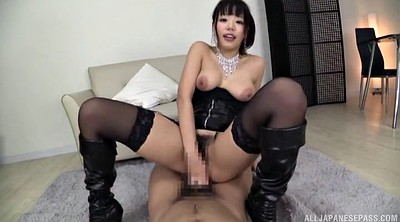 Japanese stockings, Japanese stocking, Nylon handjob, Nylon blowjob, Japanese nylon, Humping