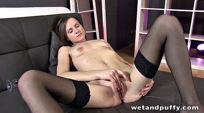 Pump, Fisting orgasm, Pussy close up, Shaved pussy