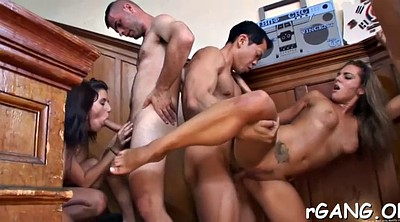 Gangbang, Group