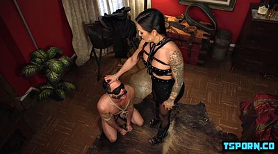 Shemale bondage, Seduction