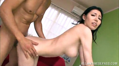 Asian, Japanese milf, Japanese deep throat, Japanese throat, Asian big cock, Japanese busty