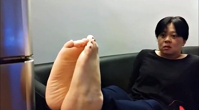 Asian foot, Sole, Asian mature, Mature feet, Foot asian, Mature asian