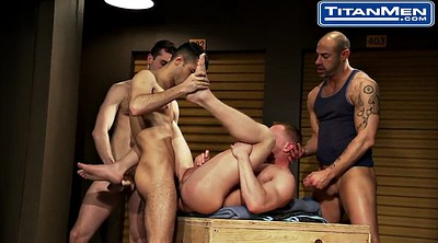 Gangbang, Gay office, Sex video, Office gay, Warehouse