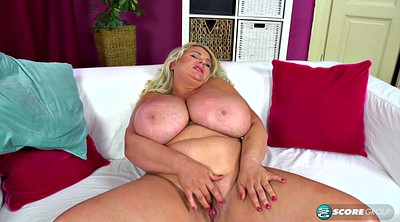 Milf solo fingering, Mature solo fingering, Natural milf, Big monster