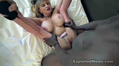Rita daniels, Mom interracial, Mom handjob, Exploited, Interracial mature