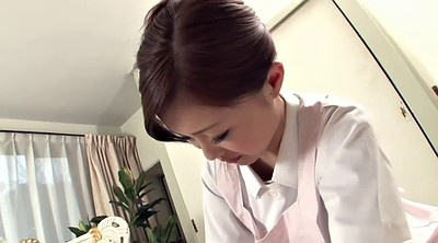 Japanese nurse, Japanese public, Treatment, Nurse handjob