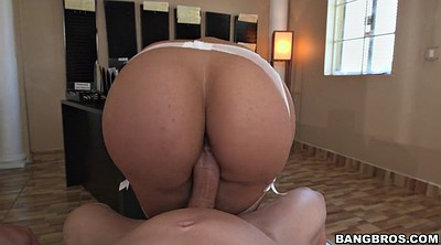 Shaking, Latina milf