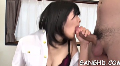 Japanese, Japanese gangbang, Asian riding
