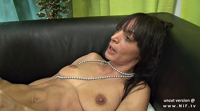 Skinny, Mom anal, Anal casting, Casting anal