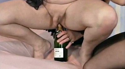 Bottle, Sex mature, Mature women