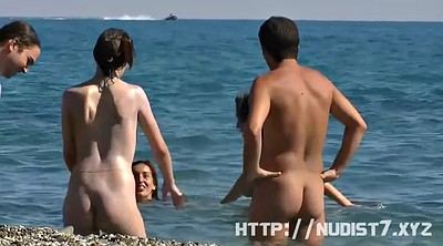 Nudist, Voyeur, Spreading, Nudists