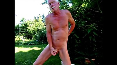 Daddy, Outdoor masturbation