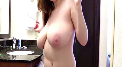 Natural, Teen webcam, Big natural tits solo