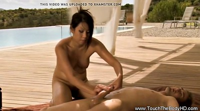Asia, East, Massage asian