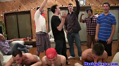 Group anal, Amateur gay