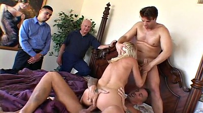 Wife gangbang, Holed, Wife double, Anal wife