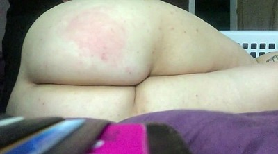 Spanking, Solo hairy