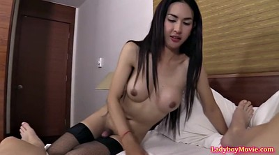 Ladyboy, Thai shemale, Thai anal