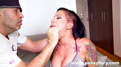 Deepthroat, Throat fucking, Sloppy blowjob