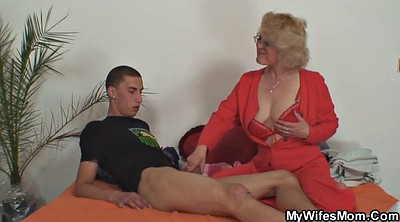 Mature old, Sucking, My mother