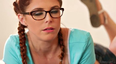 Penny pax, Step, Step daughter, Redhead