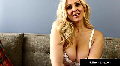 Teacher, Julia ann, Mature masturbating