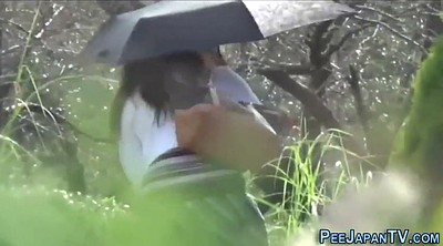 Asian pee, Urine, Japanese public, Outdoor peeing