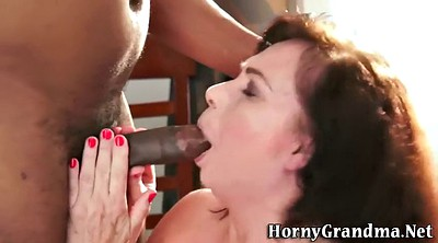 Blacked, Mature facial, Mature bbc, Black mature